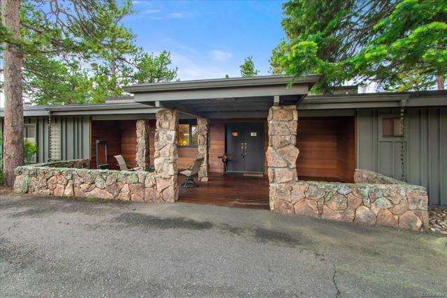 30222 Wingfoot Drive, Evergreen, CO 80439 (MLS #3574896) :: Bliss Realty Group