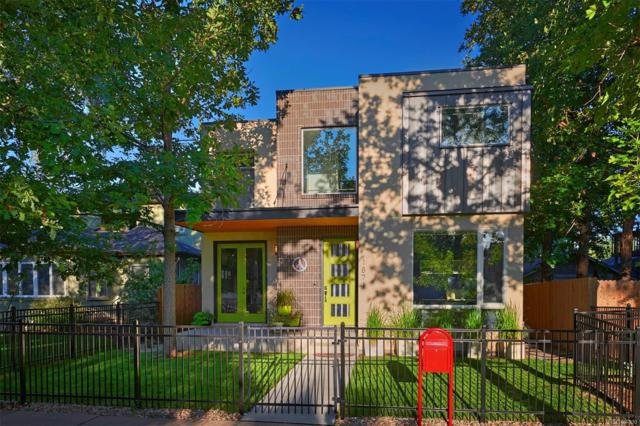 1871 S Marion Street, Denver, CO 80210 (#3574929) :: 5281 Exclusive Homes Realty