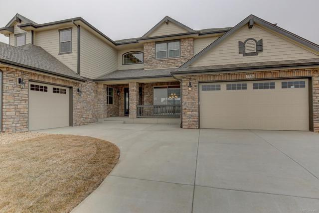 5726 Riverbluff Drive, Timnath, CO 80547 (#3575106) :: The Peak Properties Group