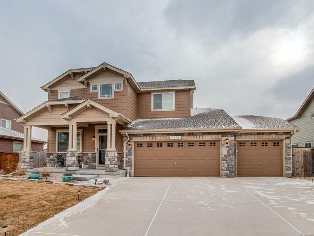 7770 E 137th Place, Thornton, CO 80602 (#3575280) :: The Griffith Home Team