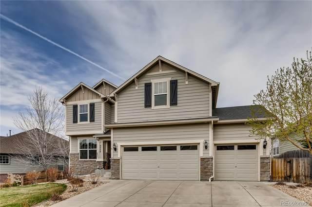 6450 S Ider Street, Aurora, CO 80016 (MLS #3575352) :: 8z Real Estate