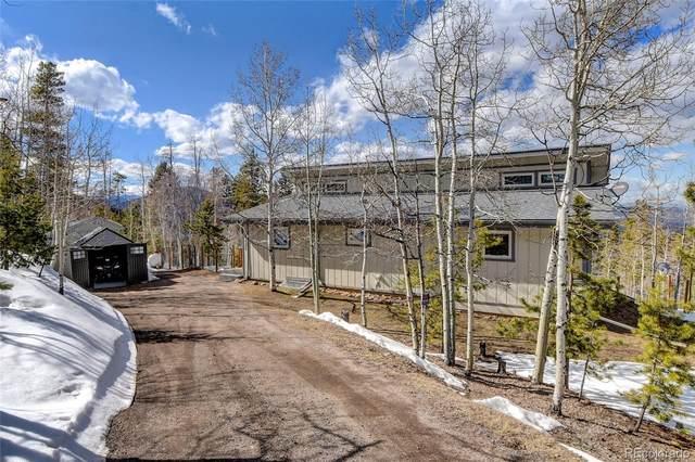 10131 City View Drive, Morrison, CO 80465 (#3575397) :: The Dixon Group