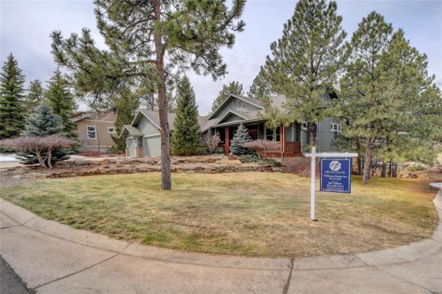 7229 Havenwood Drive, Castle Pines, CO 80108 (#3575663) :: Compass Colorado Realty