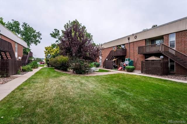 3663 S Sheridan Boulevard O16, Denver, CO 80235 (MLS #3575694) :: Find Colorado