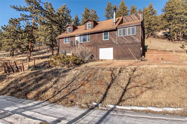 3378 Deer Creek Road, Bailey, CO 80421 (#3576408) :: Colorado Home Finder Realty
