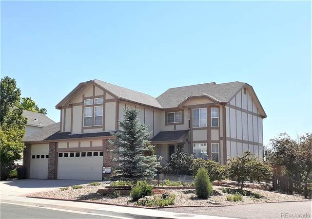 1660 Marsh Hawk Circle, Castle Rock, CO 80109 (#3577110) :: Compass Colorado Realty