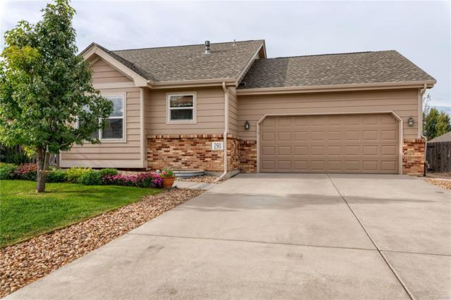 290 Sloan Drive, Johnstown, CO 80534 (#3577169) :: The City and Mountains Group