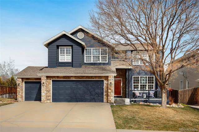 13125 W 85th Place, Arvada, CO 80005 (#3577281) :: The DeGrood Team