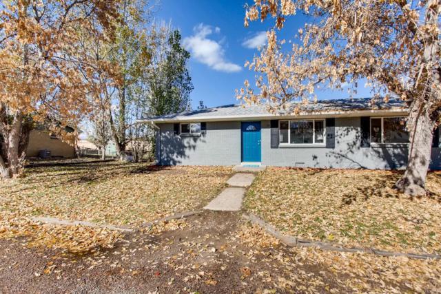 10705-10715 W 48th Avenue, Wheat Ridge, CO 80033 (#3577512) :: My Home Team