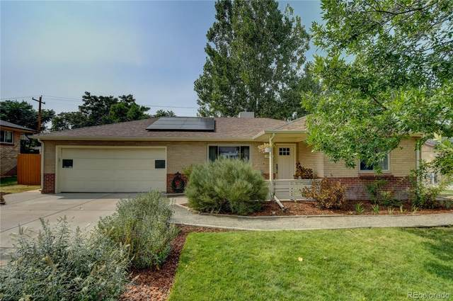 3915 Newland Street, Wheat Ridge, CO 80033 (#3578084) :: Peak Properties Group
