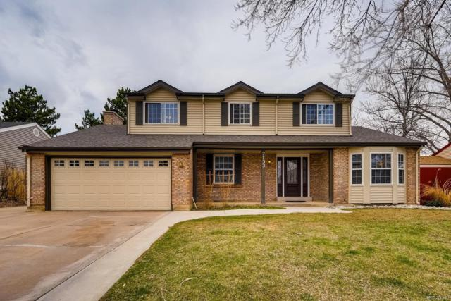 7133 S Johnson Street, Littleton, CO 80128 (#3578374) :: The Healey Group