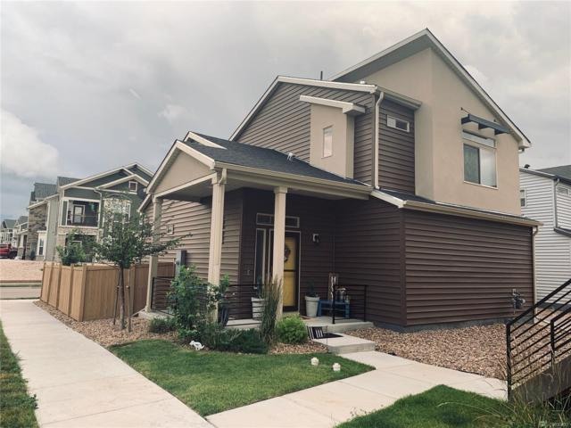 2519 Sweet Wind Avenue, Castle Rock, CO 80109 (#3578584) :: Colorado Home Finder Realty