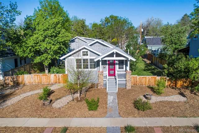 523 Jefferson Avenue, Louisville, CO 80027 (#3579057) :: Colorado Home Finder Realty