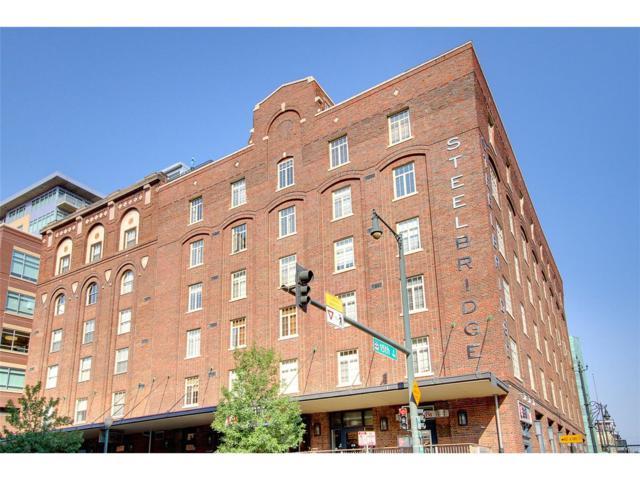 1449 Wynkoop Street #303, Denver, CO 80202 (MLS #3579418) :: 8z Real Estate