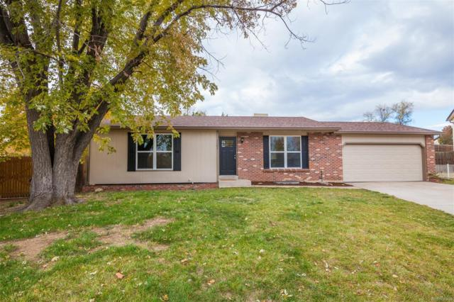 1261 S Uravan Street, Aurora, CO 80017 (#3579941) :: The Heyl Group at Keller Williams