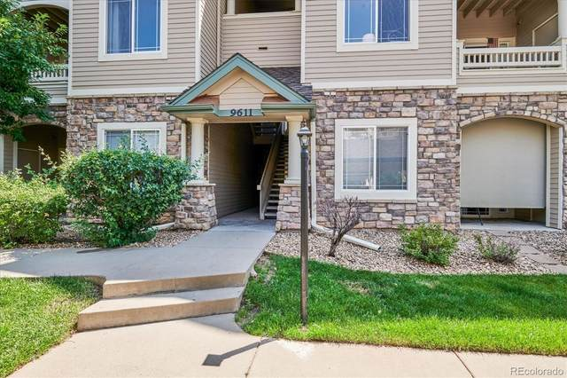 9611 W Coco Circle #205, Littleton, CO 80128 (#3579949) :: THE SIMPLE LIFE, Brokered by eXp Realty