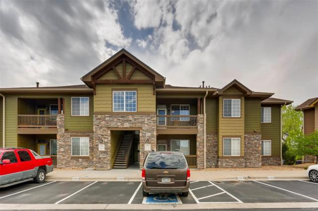 8035 Lee Drive #204, Arvada, CO 80005 (#3579956) :: The Galo Garrido Group
