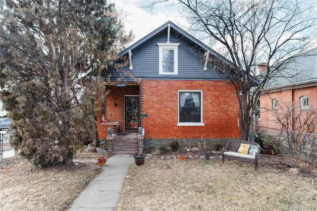 3101 York Street, Denver, CO 80205 (#3580072) :: Chateaux Realty Group
