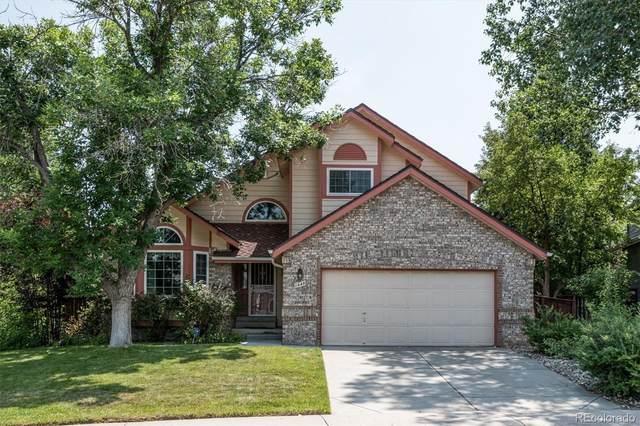1445 Hermosa Drive, Highlands Ranch, CO 80126 (MLS #3580132) :: Find Colorado