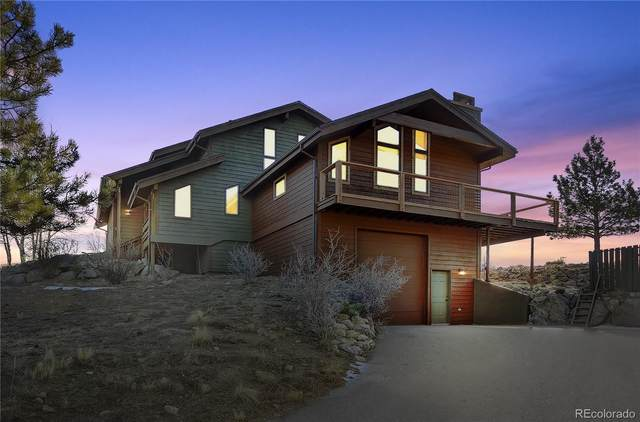 30780 Main Range Drive, Buena Vista, CO 81211 (#3580148) :: Colorado Home Finder Realty