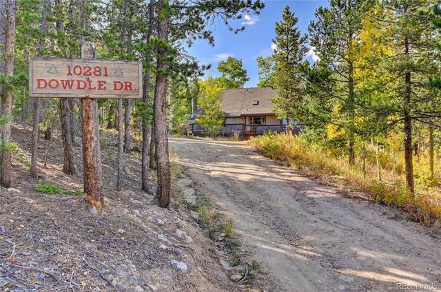 10281 Dowdle Drive, Golden, CO 80403 (#3580317) :: The DeGrood Team