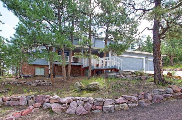 435 Popes Valley Drive, Colorado Springs, CO 80919 (#3580630) :: The Heyl Group at Keller Williams