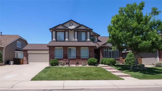 9321 Mountain Brush Street, Highlands Ranch, CO 80130 (#3580980) :: The DeGrood Team