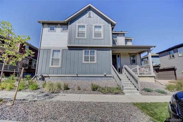 9741 Bennett Peak Street, Littleton, CO 80125 (#3581329) :: Bring Home Denver with Keller Williams Downtown Realty LLC