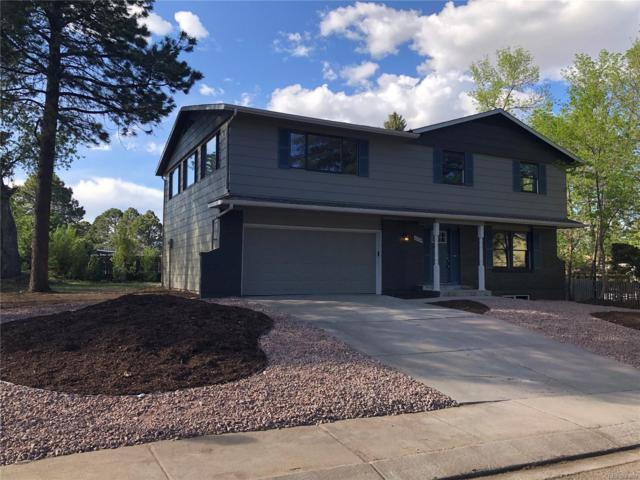 3238 W Parade Circle, Colorado Springs, CO 80917 (MLS #3581505) :: 8z Real Estate