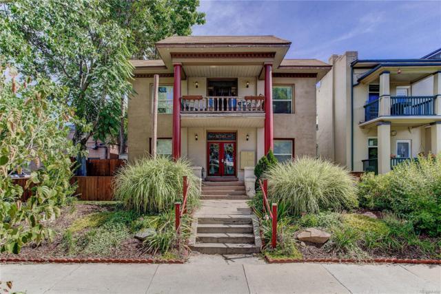 1760 N Franklin Street #9, Denver, CO 80218 (#3581613) :: Colorado Home Finder Realty