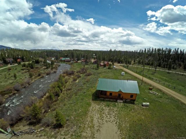 114 County Road 464, Grand Lake, CO 80447 (#3581637) :: My Home Team