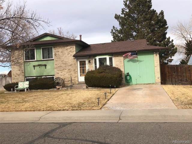 3535 E 123rd Avenue, Thornton, CO 80241 (#3581852) :: The Griffith Home Team