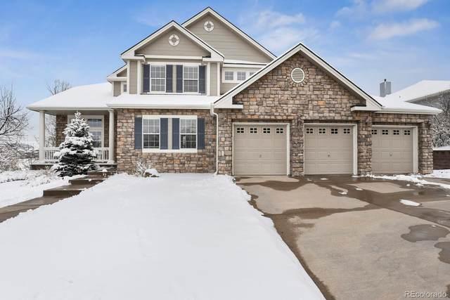 3834 Elk Run Drive, Castle Rock, CO 80109 (#3582560) :: Portenga Properties