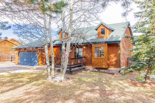 1040 W Bowman Avenue, Woodland Park, CO 80863 (MLS #3582705) :: 8z Real Estate