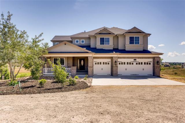 2506 Elkhorn Ranch Street, Parker, CO 80138 (#3582936) :: HomePopper