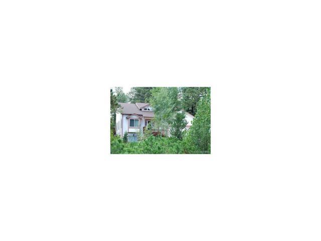 964 Tenderfoot Drive, Larkspur, CO 80118 (MLS #3583671) :: 8z Real Estate