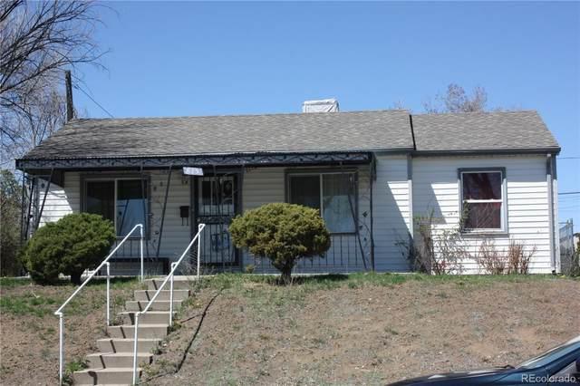 815 King Street, Denver, CO 80204 (#3583725) :: The Dixon Group