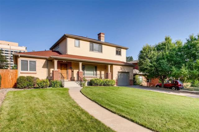 1424 S Garfield Street, Denver, CO 80210 (#3584951) :: The City and Mountains Group