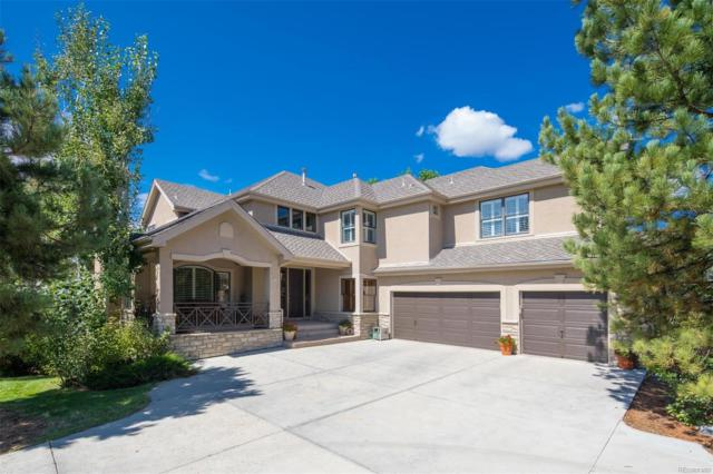 742 Evening Star Lane, Castle Rock, CO 80108 (#3584990) :: The Griffith Home Team