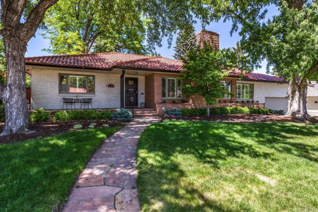 735 S Jackson Street, Denver, CO 80209 (MLS #3585004) :: Bliss Realty Group