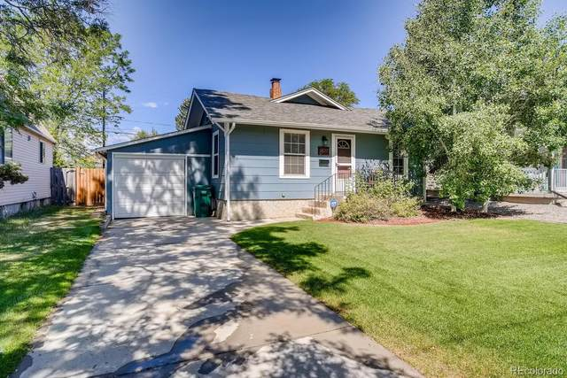 2877 S Logan Street, Englewood, CO 80113 (#3585327) :: The DeGrood Team