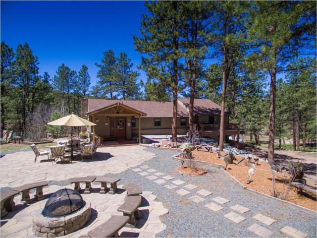 606 S County Highway 67, Sedalia, CO 80135 (MLS #3585720) :: 8z Real Estate