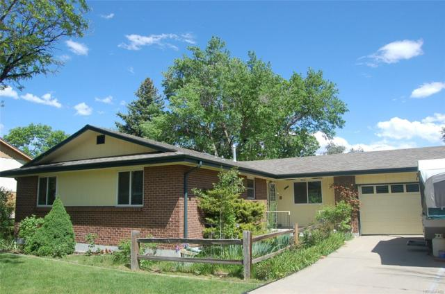 1762 S Everett Street, Lakewood, CO 80232 (#3586091) :: Sellstate Realty Pros