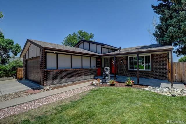 6736 Otis Street, Arvada, CO 80003 (MLS #3586239) :: Wheelhouse Realty