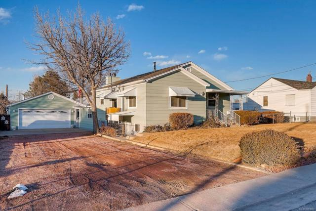 3323 W 55th Avenue, Denver, CO 80221 (#3586267) :: Wisdom Real Estate