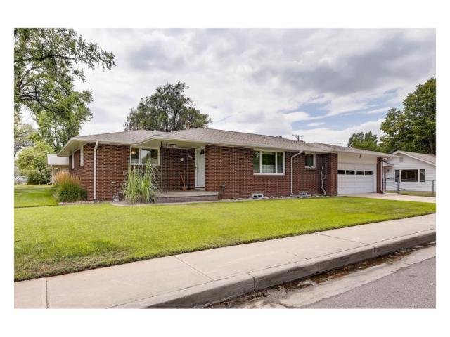 205 S 6th Avenue, Brighton, CO 80601 (MLS #3586309) :: 8z Real Estate