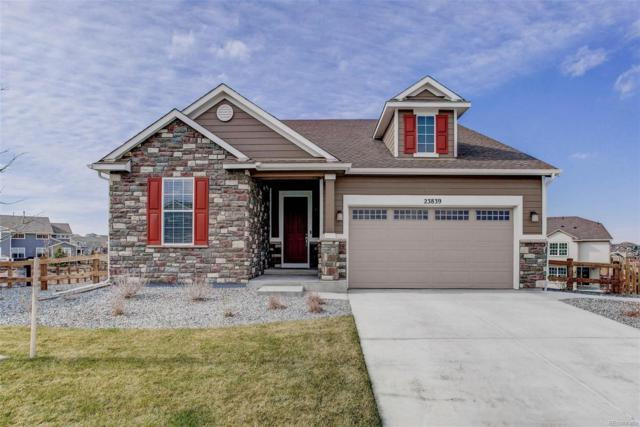 23839 E Narrowleaf Place, Aurora, CO 80016 (#3587216) :: Colorado Home Finder Realty