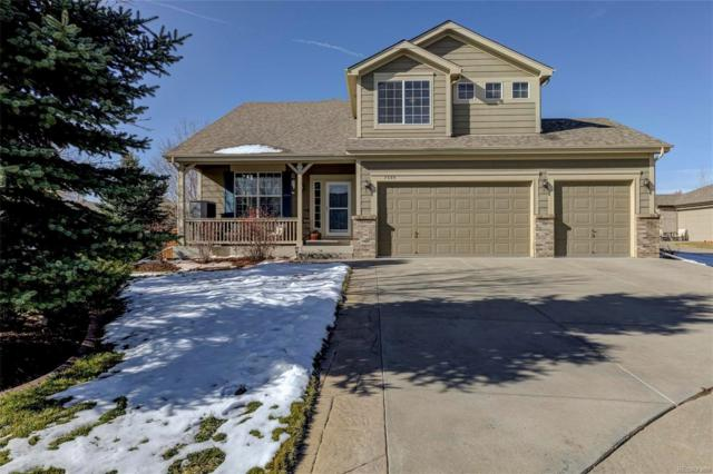 7395 Slate Court, Castle Rock, CO 80108 (#3587245) :: The DeGrood Team