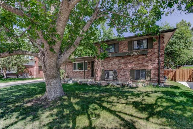 1257 S Dover Way, Lakewood, CO 80232 (#3587337) :: The HomeSmiths Team - Keller Williams