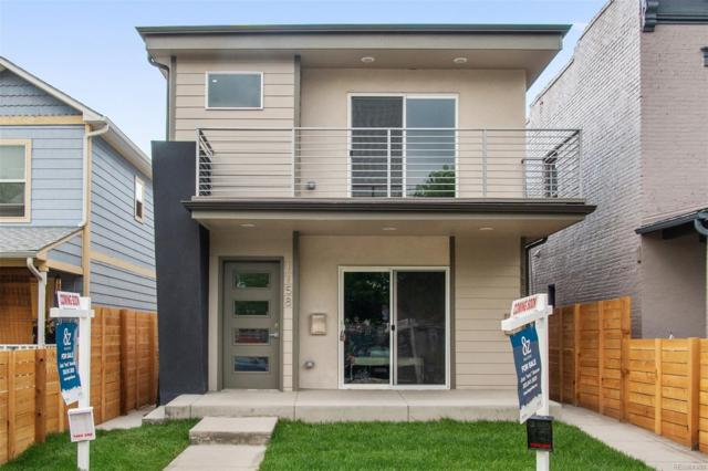 1158 Kalamath Street, Denver, CO 80204 (#3587670) :: The Galo Garrido Group